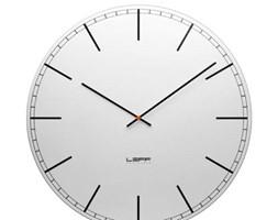 Zegar One75 Aluminium White Index