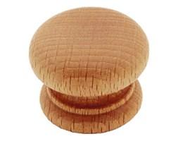 Gałka meblowa drewniana buk GD40-D10-F40-M-SU Gamet