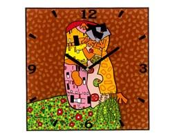 Hugs and Kisses-Zegar,30,5cm, Goebel
