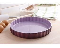 Naczynie ceramiczne do tarty KUCHENPROFI PLUM 28 cm -- fioletowy - rabat 10 zł na pierwsze zakupy!