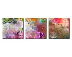 Obraz na płótnie OML085_31 - Frywolność kolorów