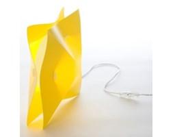 Lampa - Blue Marmalade - Hollow żółty-biały