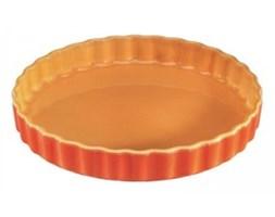 Naczynie na tartę - Küchenprofi - pomarańczowe