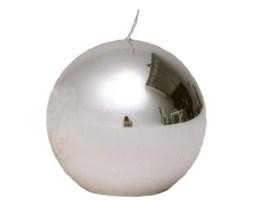 FE Shine Silver Ball 9cm candle