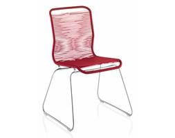 krzesło Tivoli - Montana - czerwony