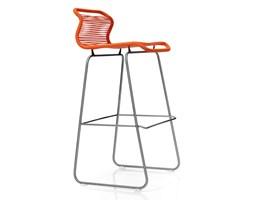 krzesło barowe Tivoli - Montana - pomarańczowy