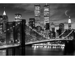New York Skyline - reprodukcja z efektem 3D