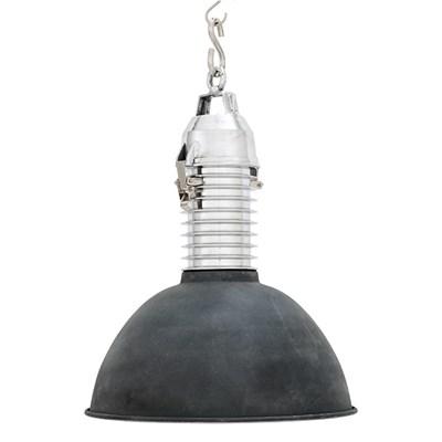 EICHHOLTZ Manchester Lampa Wisząca Szara Wykończona Cynkiem - 06865