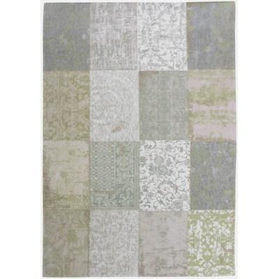 CAP Quadra Pa Verde Dywan Jasny Zielony 140 x 200 cm - 4240-14-20