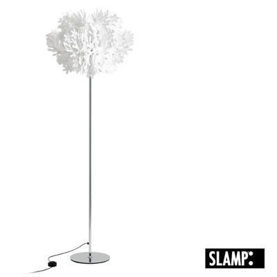 SLAMP Fiorella Lampa Stojąca 190 cm Biała - FIO14PST0000W