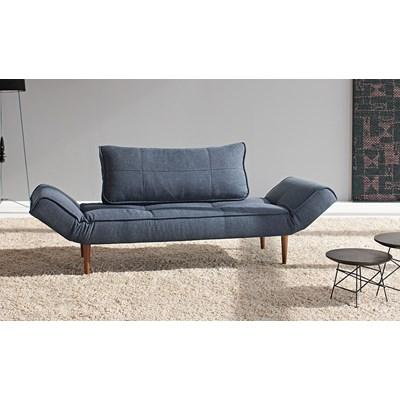 Innovation Istyle Zeal Sofa, niebieska tkanina 515, nogi drewniane  - 740021515-2