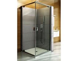 Ścianka prysznicowa boczna SALGADO 80 profil chrom, szkło przejrzyste 06078 Aquaform_DARMOWA DOSTAWA !!!