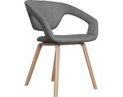 Zuiver :: Krzesło Flex Back - natural/light grey