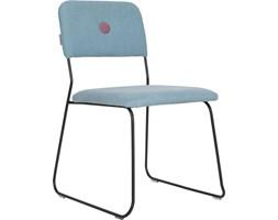Zuiver :: Krzesło Feline (jasnoniebieskie)