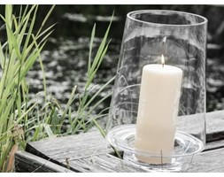 FE Classic Ivory 9x22cm candle