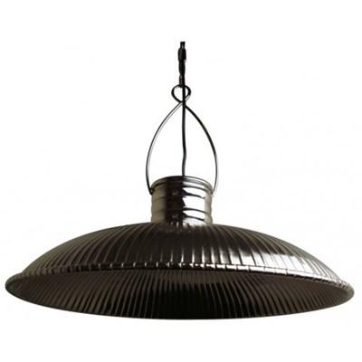 Light & Living Claire Lampa Wisząca Niklowana 55cm - 3022319