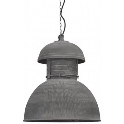 IiNTERIOR Warehouse Lampa Wisząca Okrągła L Rustykalna - VAA1015