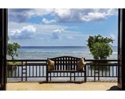 Widok na morze, Mauritius - fototapeta