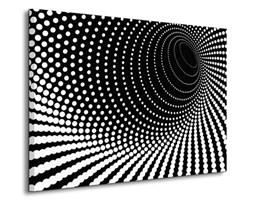 Iluzja na ścianie - Obraz na płótnie