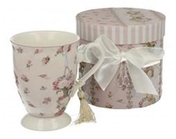 Kubek ceramiczny DUO PINK FLOWER 250 ml - rabat 10 zł na pierwsze zakupy!