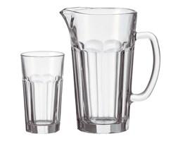 Zestaw dzbanek do soku + 6 wysokich szklanek Leonardo Rock 022499 - do kupienia: www.superwnetrze.pl