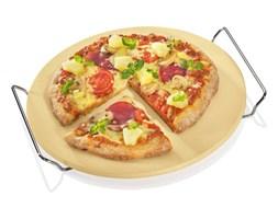 Okrągły kamień do pizzy z podstawką Kuchenprofi kod: KU-1086100030 - do kupienia: www.superwnetrze.pl