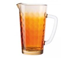 Dzbanek na sok 1,2 L Optic - Leonardo - pomarańczowy