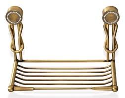 Retro Półka łazienkowa do łazienek retro z kryształami Swarovski STELLA A25-Z1-16443