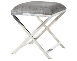 LL Rodeo Grey 45x45x53cm stool
