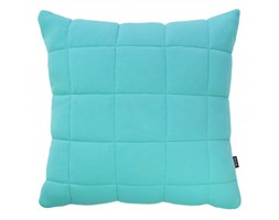 Pikowana poduszka dekoracyjna PickUp turkusowa