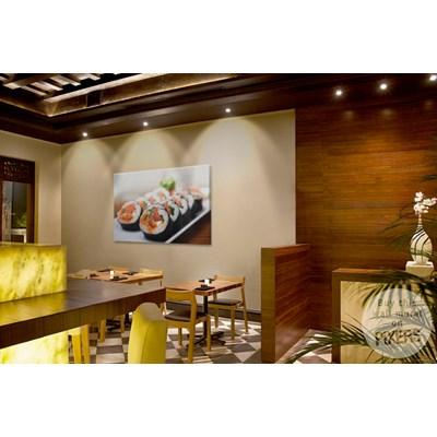 SUSHI Obraz na płótnie 120 x 80 cm