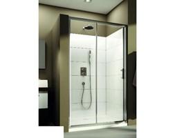 Ścianka prysznicowa boczna SUPRA PRO 90 profil chrom szkło przejrzyste Aquaform_DARMOWA DOSTAWA !!!