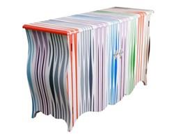 Dekoria Komoda Backgammon 2 drzwiowa, 150x65x87,5cm