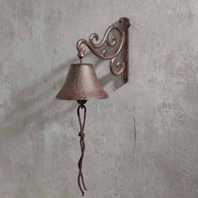Dekoria Dzwonek Bell ścienny śr. 11cm, o11cm
