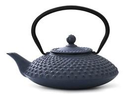 Zaparzacz żeliwny 1,25 l Bredemeijer Jing niebieski B-G002B - do kupienia: www.superwnetrze.pl