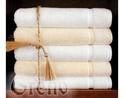 Ręcznik Wellness kremowy 100x150