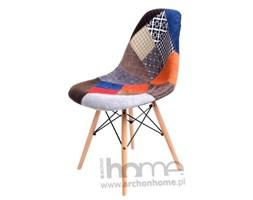 Krzesło Socrates PatchWork - inspirowane DSW PatchWork, archonhome.pl
