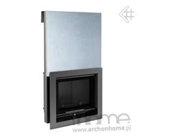 Kominek Antek gilotyna z systemem glass 10 kW, archonhome.pl