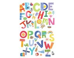Dekoracja ścienna Alfabet