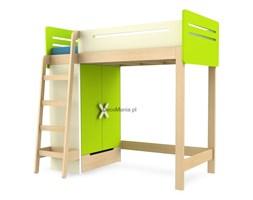 Łóżko piętrowe lewe - Timoore - Simple Green