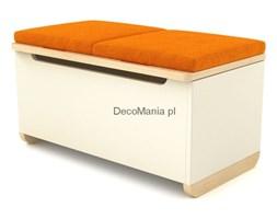 Tapicerka do Toy Box - Timoore - Simple Orange
