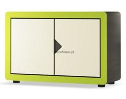 Kredens dwudrzwiowy - Timoore - Frame Design Green