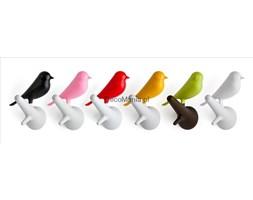 Wieszaki - Qualy - Ptaki brązowa gałązka