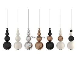 Lampa - Innermost - Bubble - biała/czarna