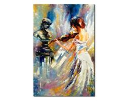 Obraz na płótnie OML162_13 - Utwór na skrzypce