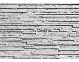 Kamień elewacyjny - Stegu - Palermo white - płytka