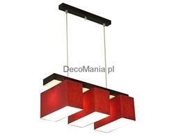 Lampa - Wero Design - żyrandol Bilbao - 010 Maroon