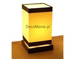 Lampa nocna / biurkowa - Wero Design - Murcja 014 Krem w pasy
