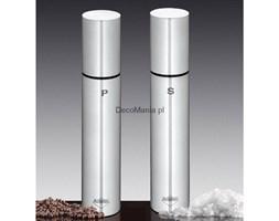 Młynek do pieprzu 19 cm - Tavola - Küchenprofi - stalowy