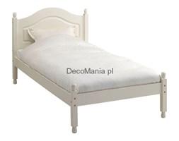 Romantyczne łóżko - Steens - Richmond 90 białe